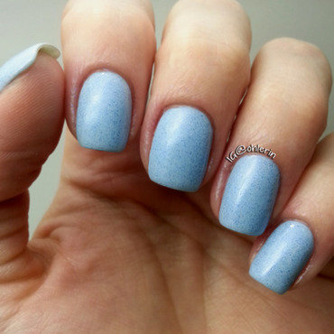 Model City Polish Pennyroyal Swatch by Lindsay