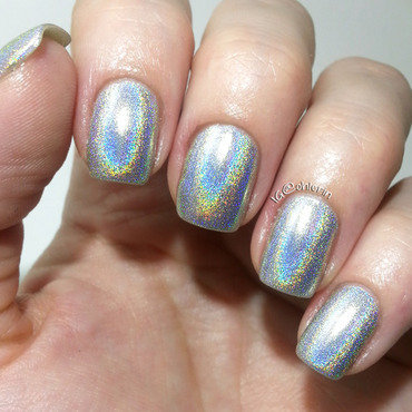 I Love Nail Polish Mega (S) Swatch by Lindsay