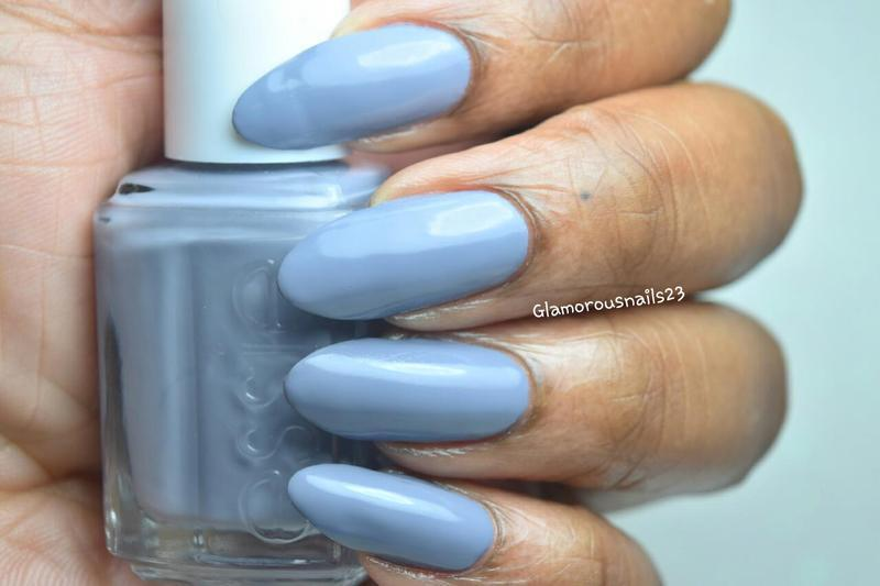 Essie Petal Pushers Swatch by glamorousnails23