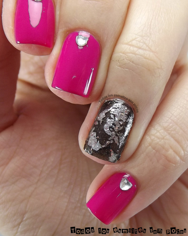 The diamonds are a girls best friend nail art by maria the diamonds are a girls best friend nail art by maria prinsesfo Image collections