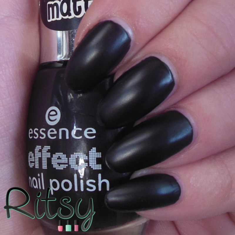Essence the Black Cat Swatch by Ritsy NL