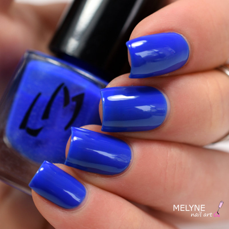 LM Cosmetic Transcendance Swatch by melyne nailart