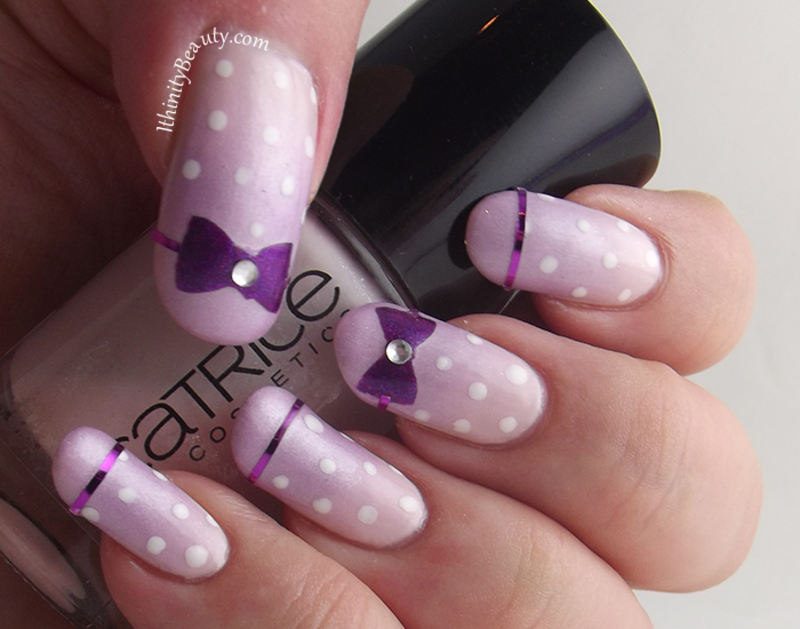 Feeling Fancy With The FinderThings nail art by Ithfifi Williams