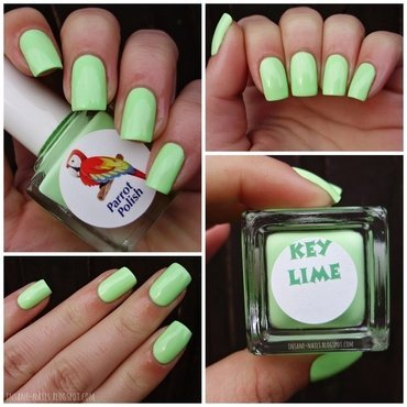 Parrot polish key lime fb thumb370f