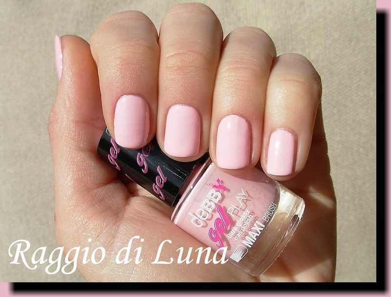 debby gel play n° 31 Swatch by Tanja