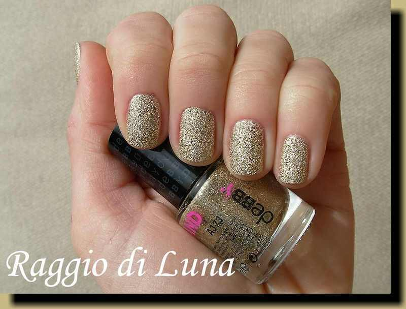 Debby Color Play Sand n° 08 Golden Swatch by Tanja