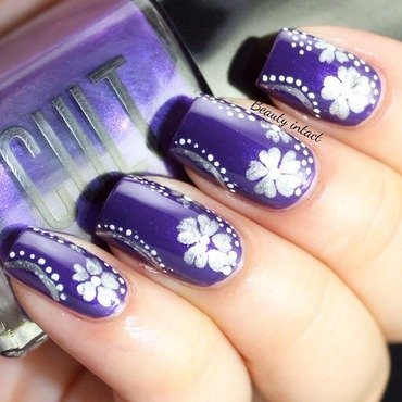 Bring It on nail art by Beauty Intact