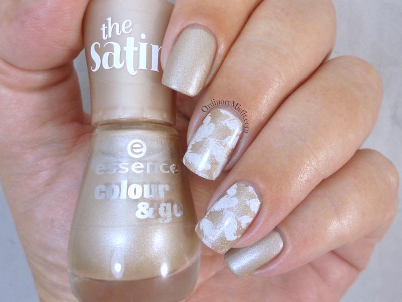 Angel dust nail art by Michelle