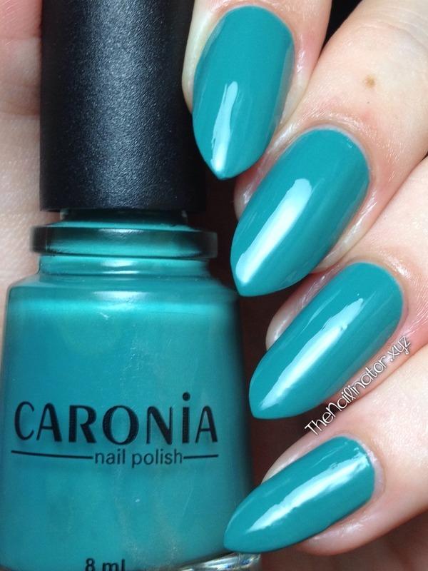 Caronia On-the-Go Swatch by Rachael Robinstein