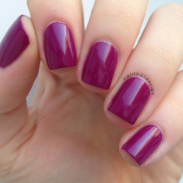 Appeal4 Butterfly Orchid Swatch by NailThatDesign