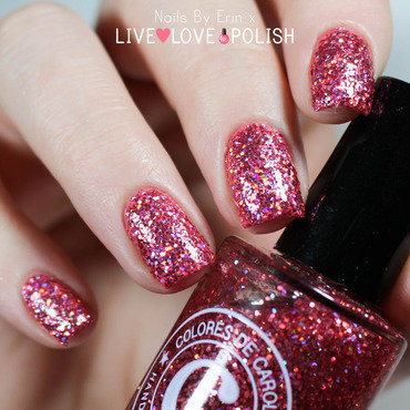 Colores De Carol Dexter Swatch by Erin