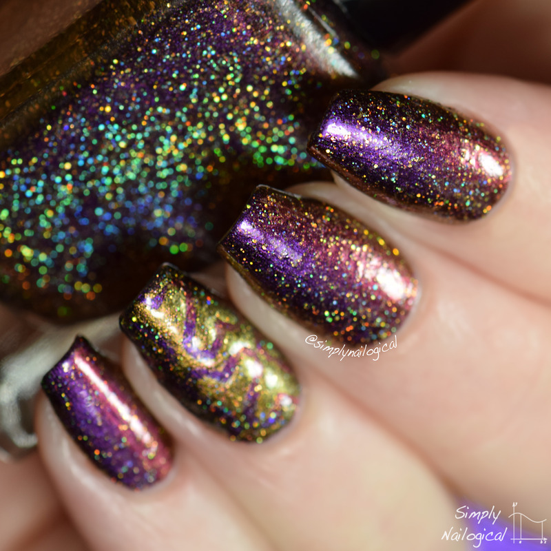 Fun Lacquer Storge (H) Swatch by simplynailogical