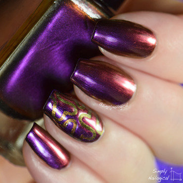 Fun Lacquer Storge Swatch by simplynailogical