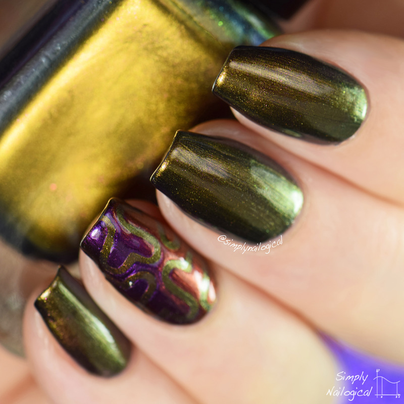 Fun Lacquer Philia (H) Swatch by simplynailogical