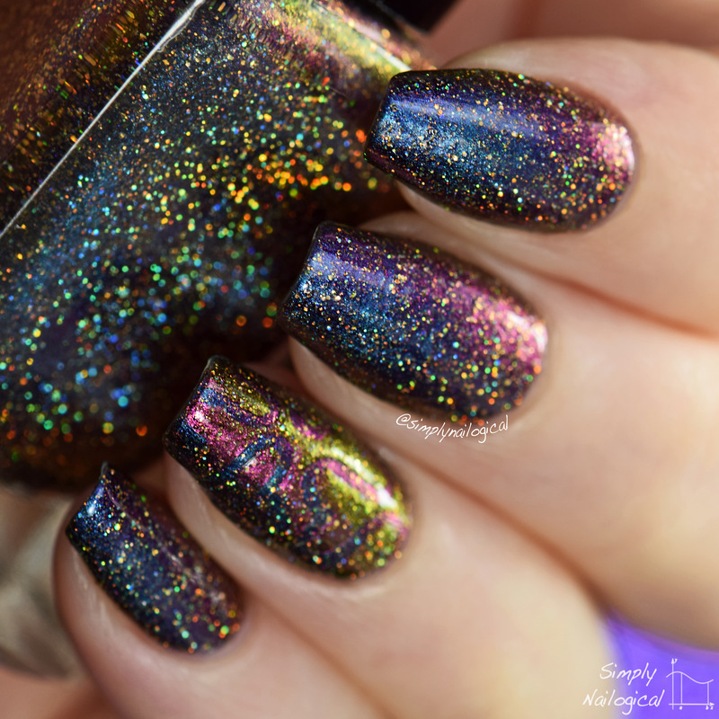 Fun Lacquer Eternal Love (H) Swatch by simplynailogical - Nailpolis ...