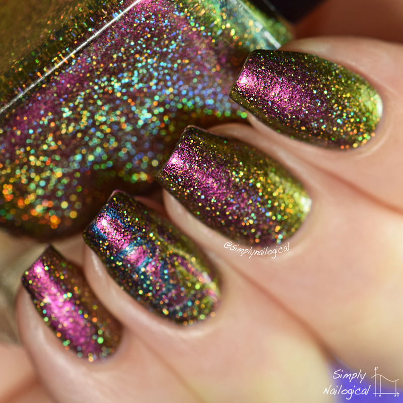 Fun Lacquer Unconditional Love (H) Swatch by simplynailogical