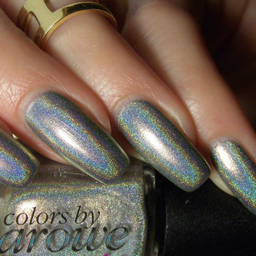 Colors By Llarowe Oh holy Night Swatch by greeench