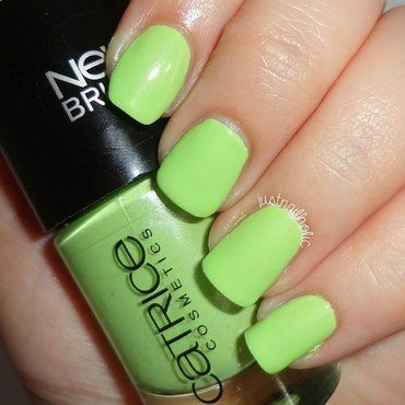 Catrice 80 Blurred Limes Swatch by Melany Antelo