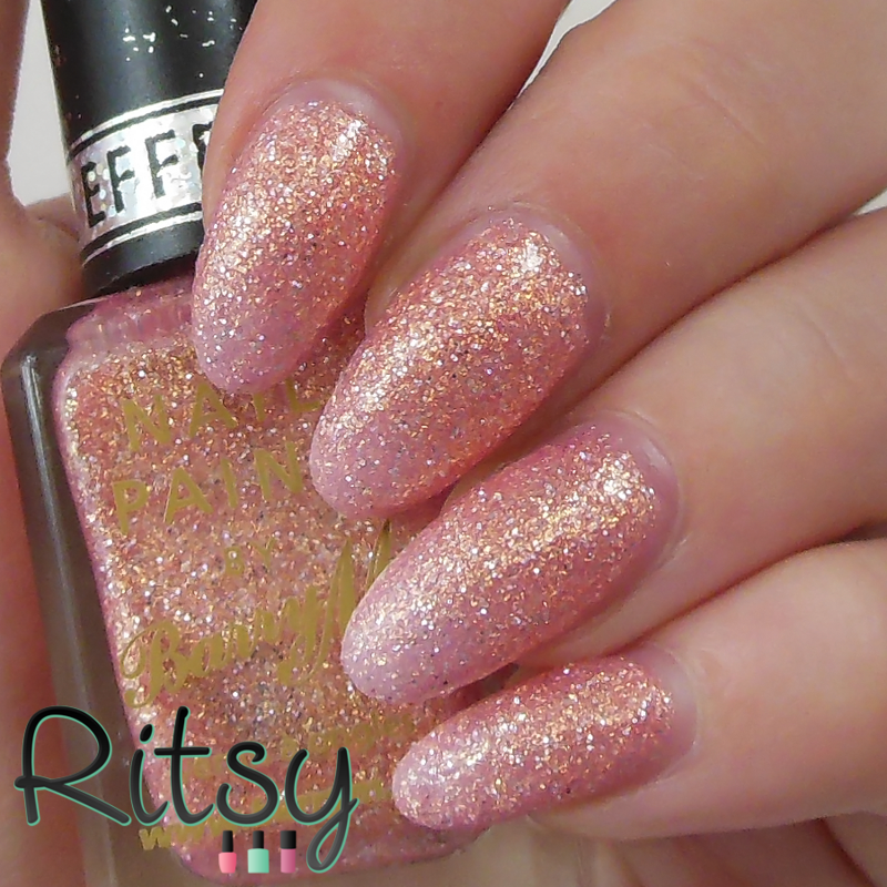 Barry M Princess Swatch by Ritsy NL
