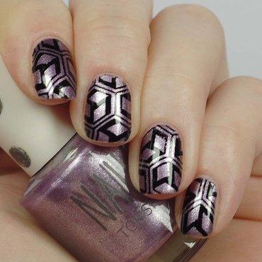 Pueen 79 nail art by Yasinisi