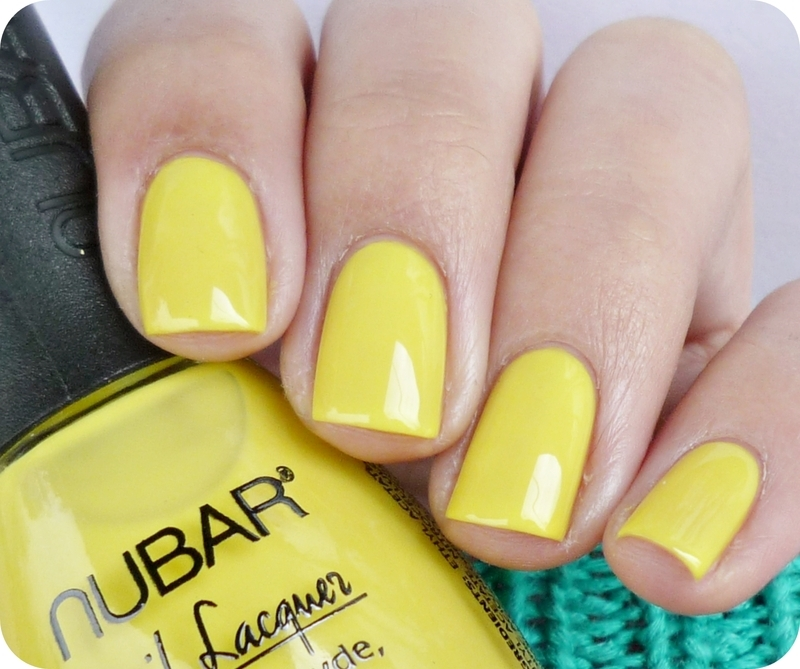 Nubar Resort Yellow Swatch by Romana