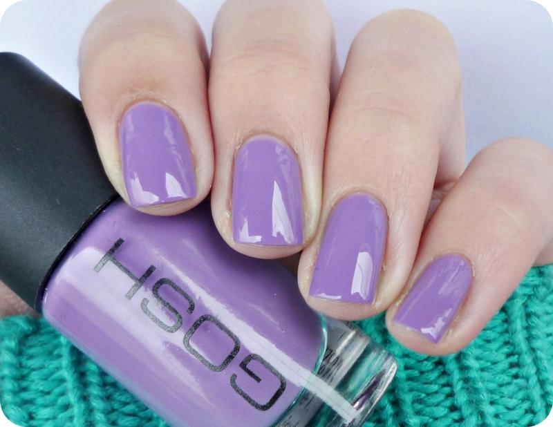 GOSH Wild Lilac Swatch by Romana