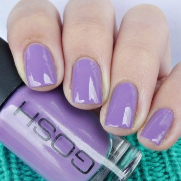 GOSH Wild Lilac Swatch by Romana