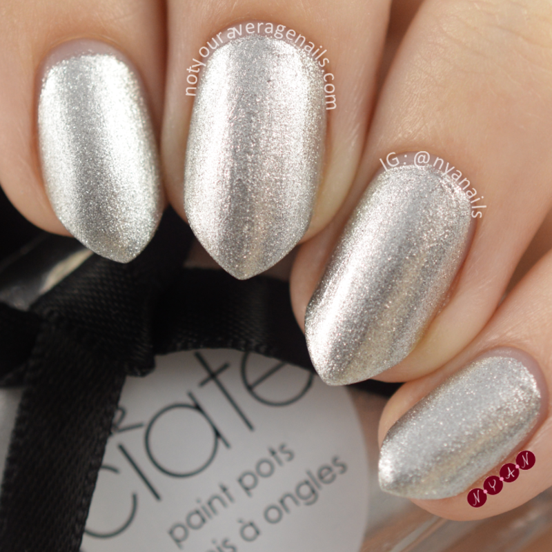 Ciate Fit For A Queen Swatch by Becca (nyanails)