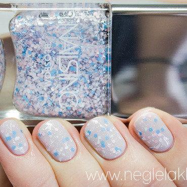 Nails Inc Bloomsbury way Swatch by Ida Malene