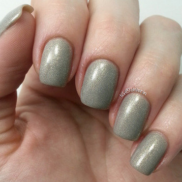 Sinful Colors Prosecco Swatch by Lindsay