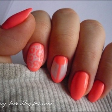 Kick-ass nails nail art by lilang_baso