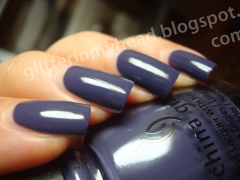 China Glaze The Giver History Of The World Swatch By The Wonderful