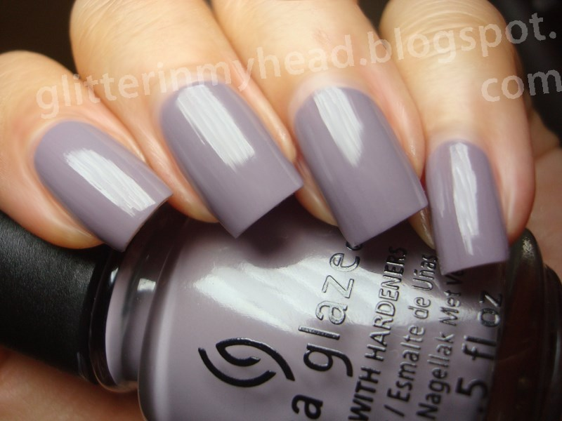 China Glaze The Giver Release Swatch by The Wonderful Pinkness
