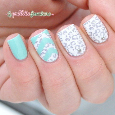 wild wild fresh nail art by nathalie lapaillettefrondeuse