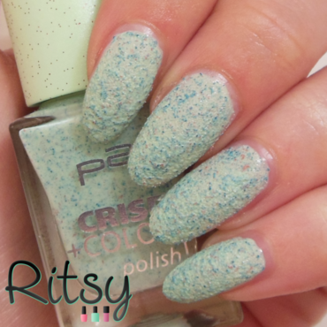 P2 Cool Milkshake Swatch by Ritsy NL