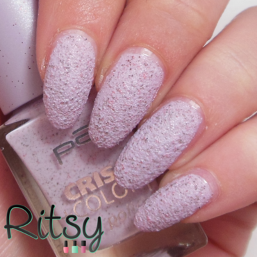 P2 Violet Glace Swatch by Ritsy NL
