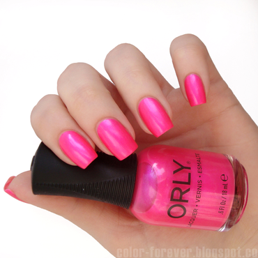 Orly Oh Cabana Boy Swatch by ania
