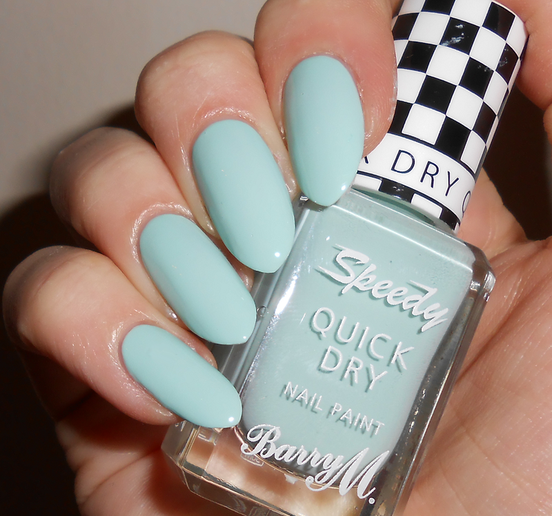 Barry M Road Rage Swatch by MyMintNails