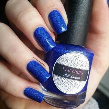 Daily Hues Selina Swatch by NailartAddicted