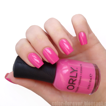 Orly Basket Case Swatch by ania