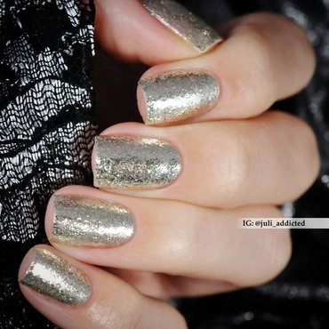 FUN Lacquer Pay Day Swatch by Juli