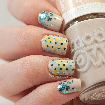 Mix and match pastel nail art nail art by Zara TracesOfPolish