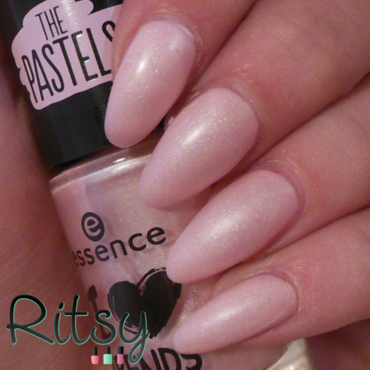 Essence Sweet at first sight Swatch by Ritsy NL