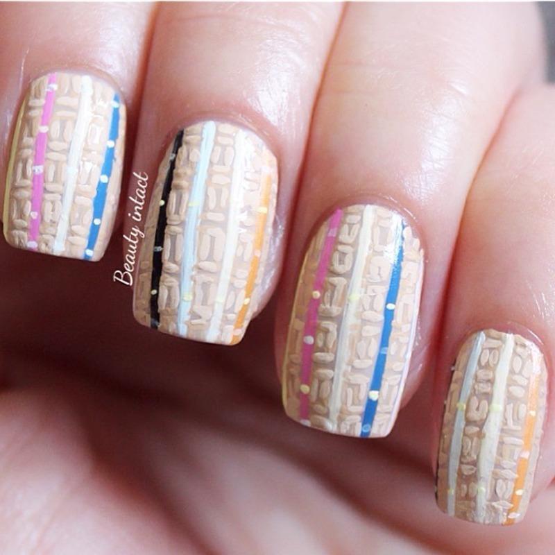 Ipsy Nails nail art by Beauty Intact - Nailpolis: Museum of Nail Art