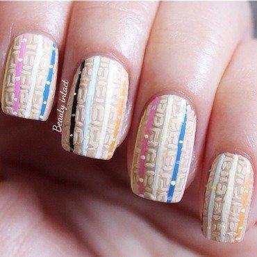 Ipsy Nails nail art by Beauty Intact