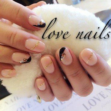 Wedding Day nail art by Ava Liu