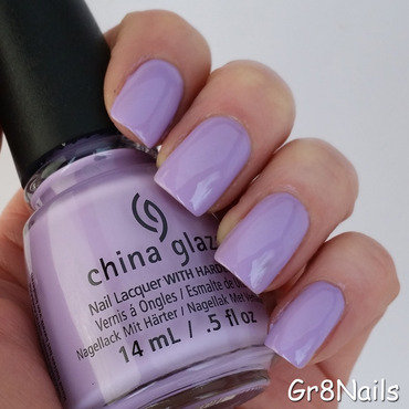 China Glaze Lotus begin Swatch by Gr8Nails