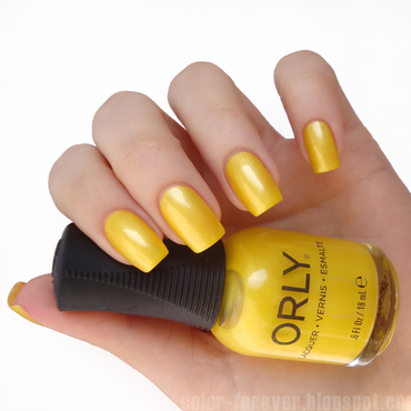 Orly Hook Up Swatch by ania