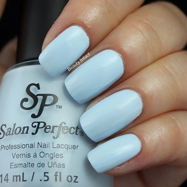 Salon Perfect Cold as ice Swatch by Beauty Intact