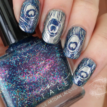 Art of Witchcraft nail art by Serra Clark
